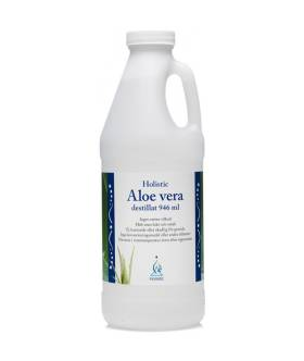 Destylat aloesowy - Aloe Vera destillat (946 ml) - Holistic